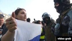 Хиляди бяха арестуваните в серията протести в Москва през август