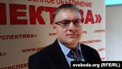 Анатоль Шумчанка на форуме прадпрымальнікаў