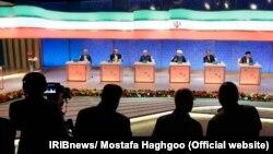 ویژهبرنامه رادیو فردا در مورد آخرین مناظره انتخاباتی نامزدهای ریاست جمهوری