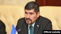 Посол Республіки Нікарагуа в Росії Хуан Ернесто Васкес Арайа