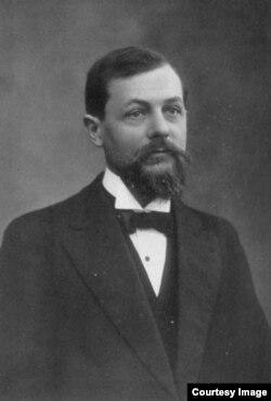 Emmanuel de Martonne (1873-1955) (Foto: Vol.I. Țurcanu, M. Papuc, Basarabia în actul Marii Uniri de la 1918)