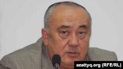Талгат Мамашев, глава Всемирного сообщества казахов. Алматы, 27 сентября 2011 года.
