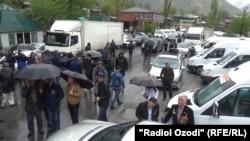 Tajikistan -- Road Dushanbe - Khujand reopened, 25Apr2019