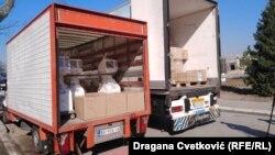 Medicinska i zaštitna oprema i respiratori, stigli su u Niš
