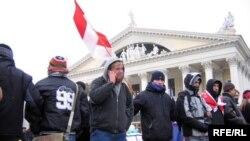 Иностранные журналисты внмательно следят за событиями в Минске