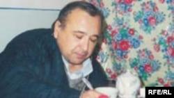 Nosir Zokirov, former correspondent for RFE/RL's Uzbek Service, pictured in 2005