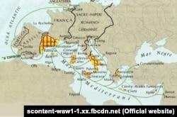 Арагонське королівство в середині XV століття
