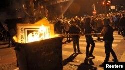 Од протестите во Марибор, 03.12.12