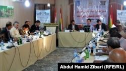 جلسة لمناقشة مستلزمات الإنتخابات في إقليم كردستان