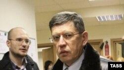 Владимир Сунгоркин, главный редактор газеты «Комсомольская правда»