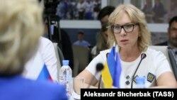 Очікується, що Людмила Денісова продовжить обговорення питання звільнення ув'язнених із Тетяною Москальковою 16 липня в Москві