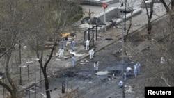 По нападот во Анкара на 13 март