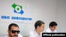 """Јовановски и поддржувачите на акцијата """"Биди Зелен"""""""