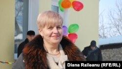 Primărița Ludmila Ciaglic