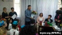 Дитячий конкурс читців кримськотатарською мовою, Севастополь