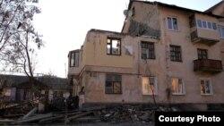 Sçastýe şäheri, Ukrainanyň Luhansk regiony