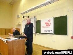 Булавацкі на «Беларускім пяціборстве»