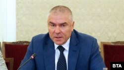 Veselin Mareshki is the leader of the populist Volya party. (file photo)