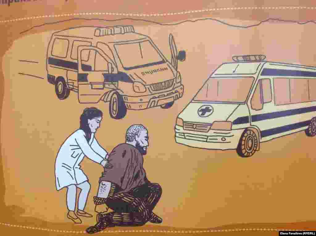 """История Омара Валибагандова, Дагестан. После оказания помощи на """"скорой"""" его увезли в неизвестном направлении"""