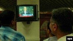 Ирак. Буш в живом эфире