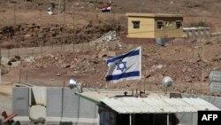 границата меѓу Израел и Египет