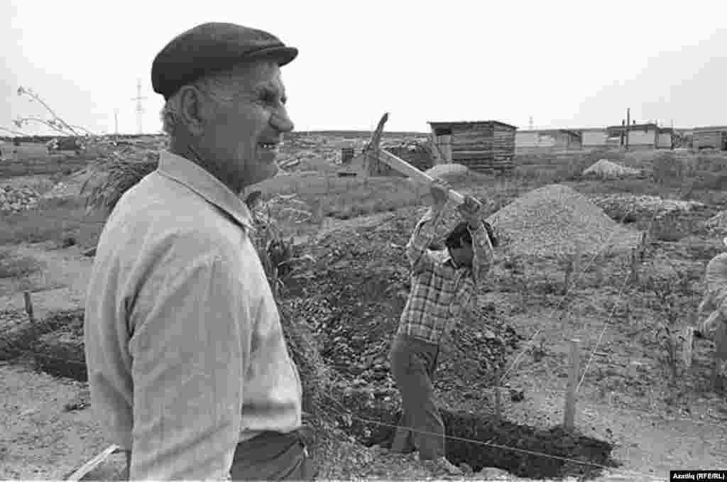 Бакчасарай, 1991 ел