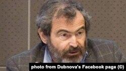 Аркадий Дубнов.