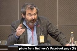 Политолог, эксперт по странам СНГ Аркадий Дубнов, фото со страницы Дубнова в Facebook'e.