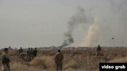 од офанзивата на ирачките сили кон Мосул, 17.10.2016.