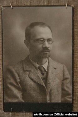 Агатангел Кримський, вчений секретар Української академії наук (1918–1928)