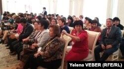 Семинар по обсуждению проблем и перспектив развития инклюзивного образования в Казахстане. Караганда, 23 сентября 2016 года.
