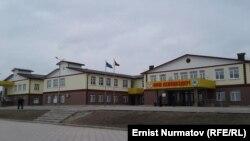 Школа №86 в жилмассиве «Калыс-Ордо».