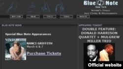В клубе Blue Note часто записываются знаменитые альбомы