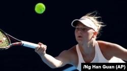 Українська тенісистка Марта Костюк