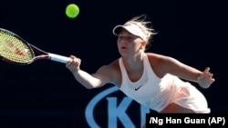 Костюк не змогла перемогти біль досвідчену тенісистку з Франції