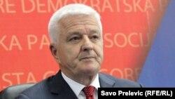 Duško Marković: Demokratska partija socijalista je garant nezavisnosti i stabilnosti države