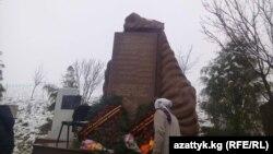 Село Бозпиек Аксыйского района. 17 марта 2016