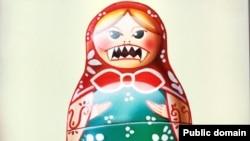 Российская матрешка. Иллюстрационное фото