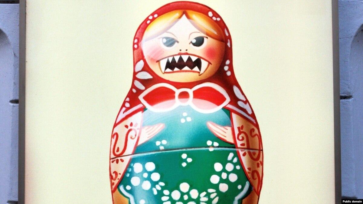 Олег Панфилов: Кровавый «русский мир»