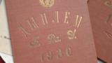 Дыплём БДУ 1930 г.