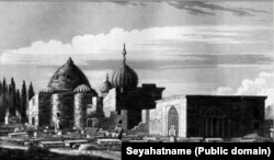 آرامگاه شیخ صفی در اردبیل