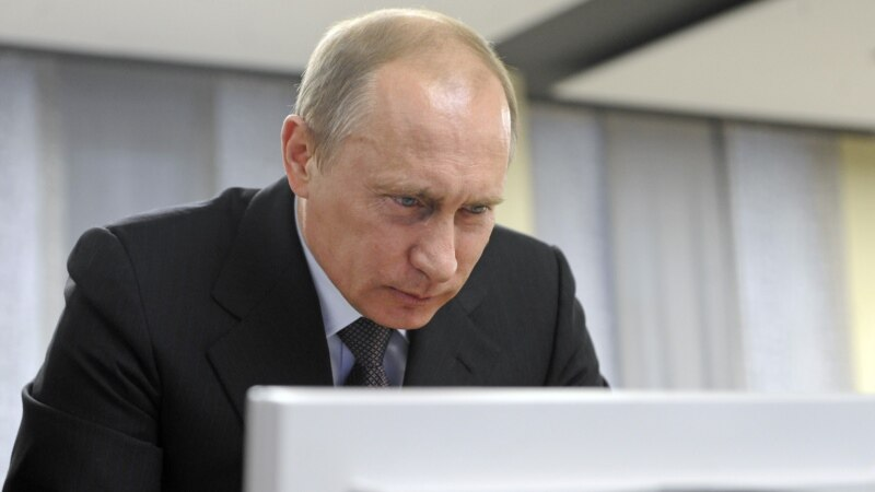In Apparent New Aim At Web Freedoms, Putin Wants 'Moral Laws' For The Internet