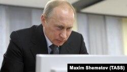 Орус президенти Владимир Путин.