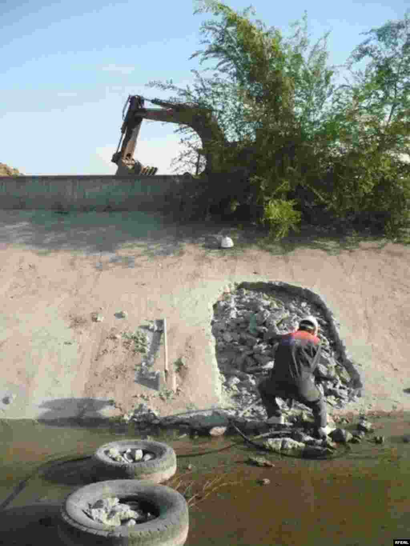 Разрушительное наводнение в Шаныраке #25