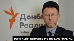 Муфтій Духовного управління мусульман України Саїд Ісмагілов