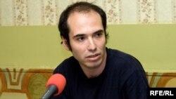 """Кирилл Медведев, поэт, независимый издатель (www.pazolini.ru), активист социалистического движения """"Вперед!"""""""
