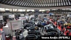 Beogradski sajam automobila