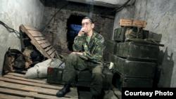 Кадр із фільму «Вибір Олега»