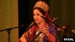 Türkmen bagşysy