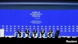 Učenici Svjetskog ekonomskog foruma, Davos, 2016.